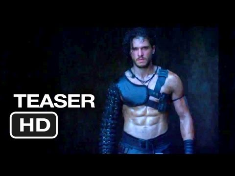 Pompeii Official Teaser Trailer #1 (2014) - Kit Harington. Paul W.S. Anderson Movie HD