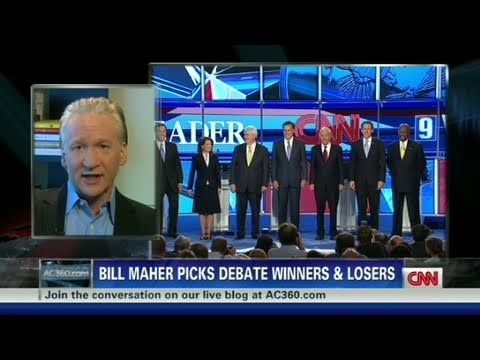 CNN: Bill Maher slams 2012 GOP presidential field