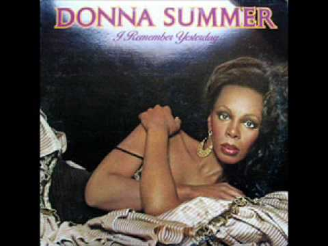 Donna Summer - Black Lady