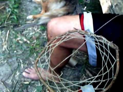 How to Make a Dreamcatcher -ftX0b_q0DMk
