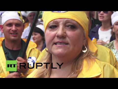 Ukraine: Nuclear workers protest over seized Energoatom accounts