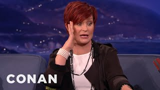 Sharon Osbourne Is Fed Up With Talent Reality Shows