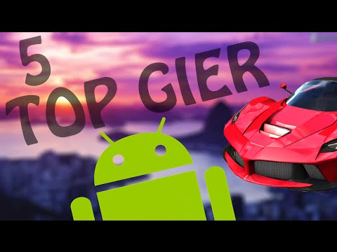 Najlepsze  Gry Wyścigowe Na Androida 2016   Top 5 / The Best Games Android 2016