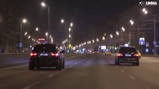 Giga Mikaberidze - Es Zgva Rom Shavia (BMW X5M vs ML63)