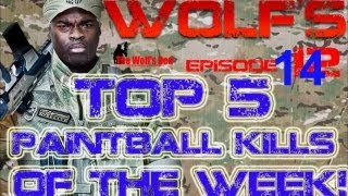 TOP 5 Kills EPISODE 14 Colabo with Mr.U and Hastings!