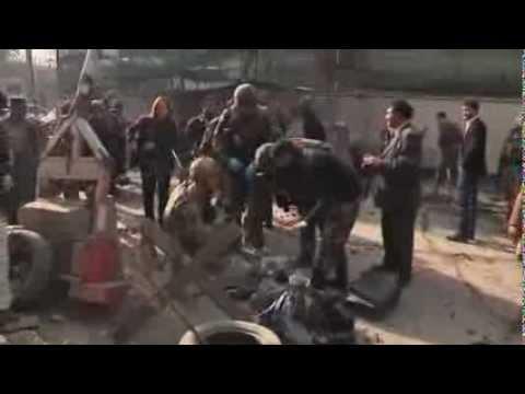 Taliban Suicide Attack Near US Base in Kabul Kills 2 Injures 5