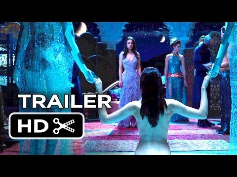Jupiter Ascending Official Trailer #2 (2014) - MIla Kunis, Channing Tatum Movie HD