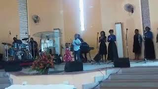 Nathaniel mwima ministering at nyali baptist