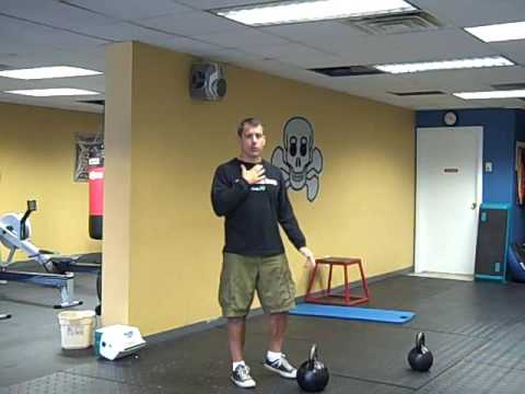 Common Kettlebell Swing Mistakes Image 1