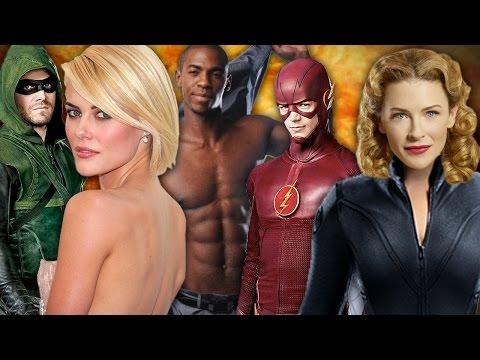 Sexy Superhero Casting News VS. Kickass Ladies on Superhero Round-Up!!
