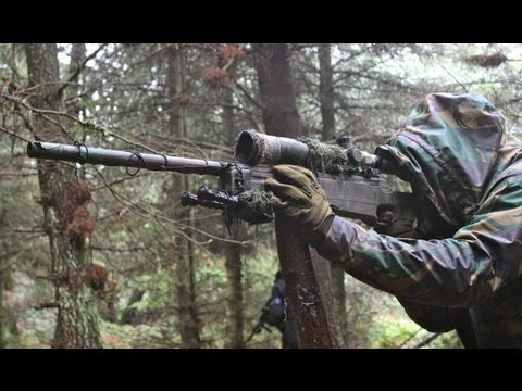 Sniper Rifle Upgrades L96 & VSR-10 ( Airsoft )