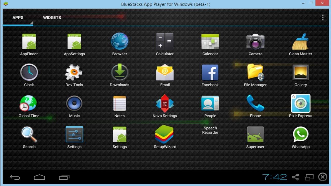 Эмулятор Приложений Android Для Windows 8