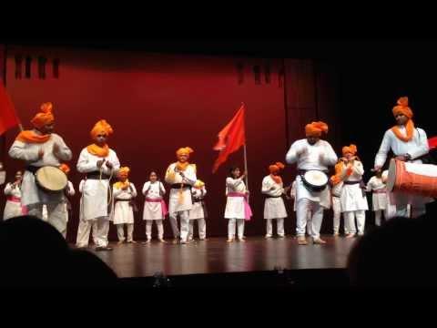 Bentonville AR - Diwali 2013 Marathi Mandal Performance
