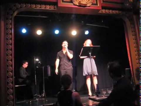 Chris Dilley & Casey Erin Clark singing Love, Bring Me Some Water