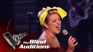 Rainy Hall's 'Run To You' | Blind Auditions | The Voice UK 2019