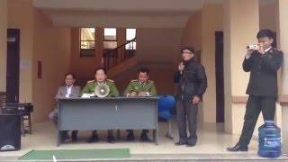 Nữ giáo dân Phú Yên, Thuận Nghĩa: Nếu Công an Huyện không làm được, cứ giao cho chúng tôi