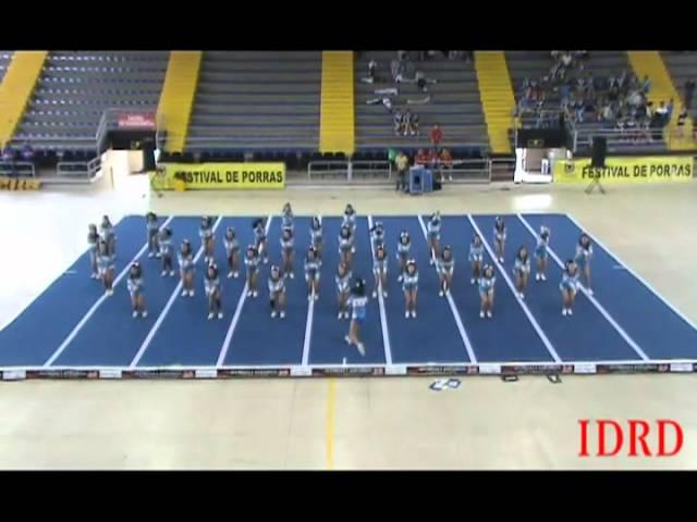 Spirit Elite - IDRD 24 de Mayo de 2012