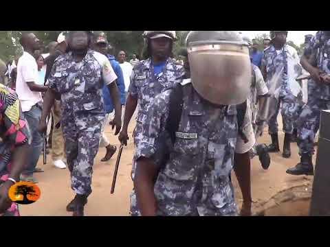 #TG2013 Législatives au Togo: La fermeture de radio Legende FM comme si vous y étiez [25/07/2013]