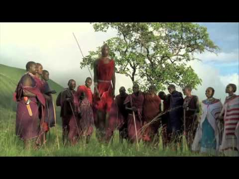 Grow Your Yoga - Edward Norton speaks about the Maasai Wilderness Conservation Trust