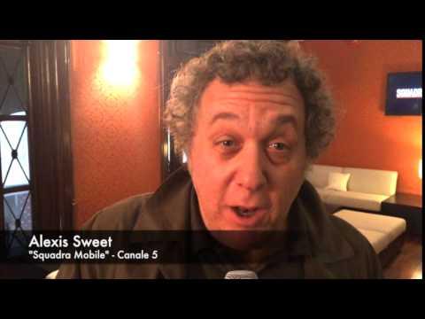 Alexis Sweet, regista di 'Squadra mobile'-