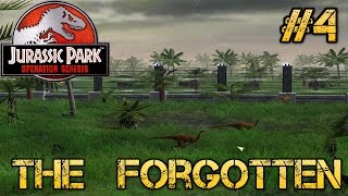 Jurassic Park Operation Genesis The Forgotten #4 - Garry