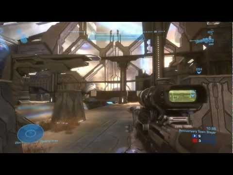 Halo: Anniversary Hang 'Em High Gameplay
