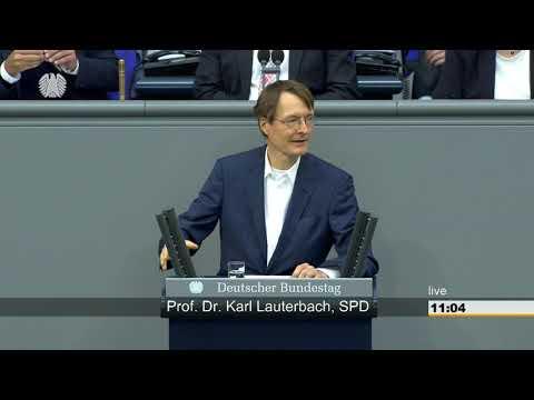 Karl Lauterbach: Gesundheit [Bundestag 14.09.2018]