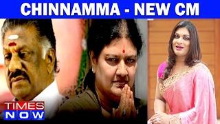 Apsara Reddy Reacts On Political Turmoil In Tamil Nadu