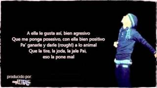 arcangel ft. jowel y randy agresivo (letra)