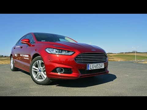 Ford Mondeo MK5 wspomaganie parkowania Active Park Assist