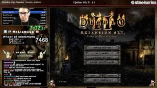 Diablo 2 - HELL PALADIN RACE
