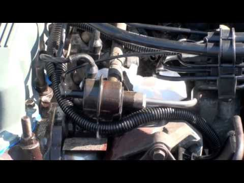 89 Cherokee Fuel Pressure Regulator Leak