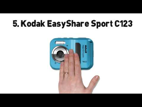 Top 5 Best Underwater Cameras 2013