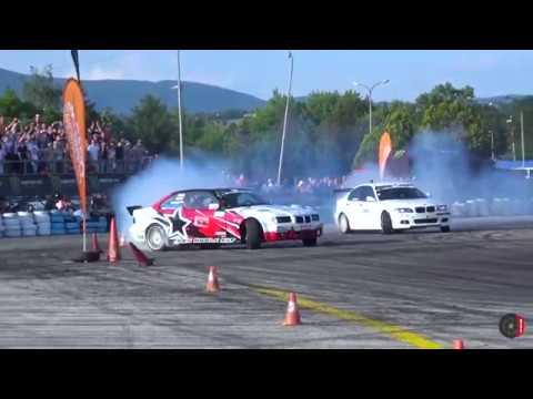 Serbian Drift Championship 2018!Round 1! Final battle