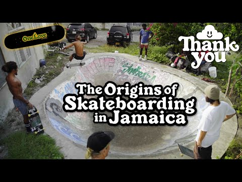 The Birth of Jamaican Skateboarding