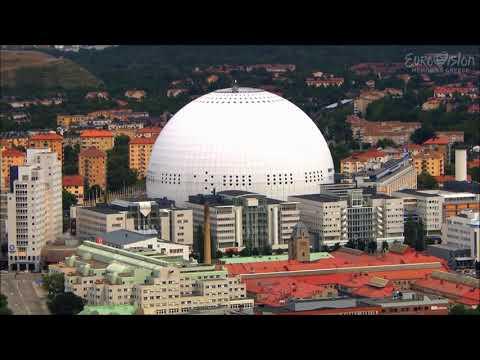 Ericsson Globe Arena - Official ESC Stockholm 2016 Venue
