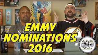 MARC AND KEVIN DISCUSS THE EMMY NOMINATIONS - FAT MAN ON BATMAN 056