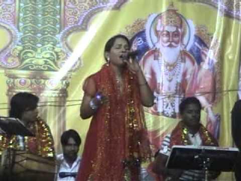 Deewana tera aaya baba teri shirdi me Singer Sonu Khan in Surmai...