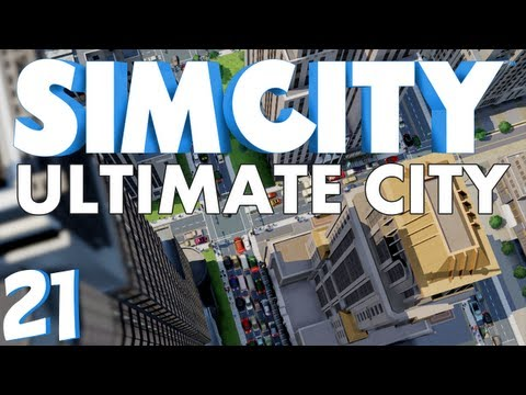 Simcity Ultimate City 21 Fixing Problems