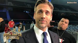 (That Way!) Max Kellerman Breaks Down Errol Spence Jr. vs Mikey Garcia | Max On Boxing | ESPN