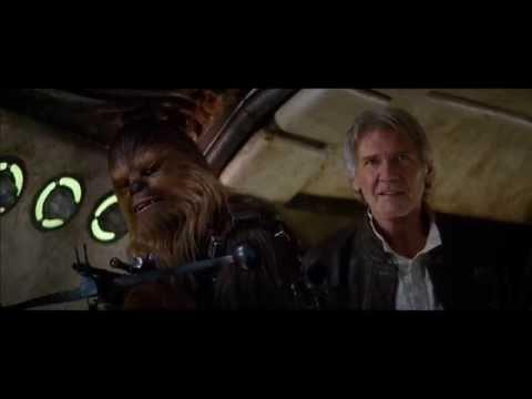 Star Wars: El despertar de la Fuerza - Teaser trailer 2 espa�ol (HD)