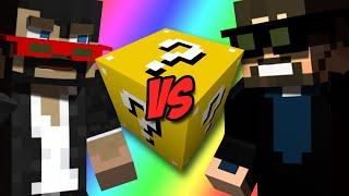 CaptainSparklez Vs. SSundee - Minecraft Lucky Blocks Battle