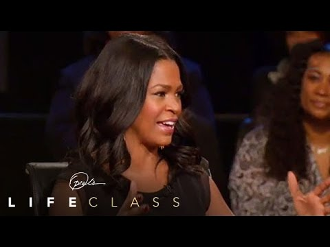 Actress Nia Long's Awkward Dating Moment - Oprah's Lifeclass - Oprah Winfrey Network