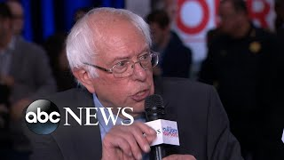Sanders highlights health care plan after debate
