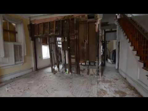 Project Madison 2 Reservoir Hill Baltimore Historic Home Renovation