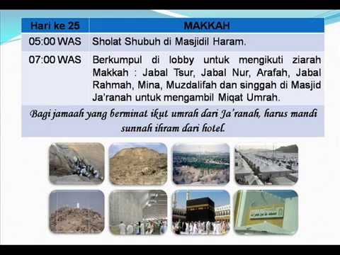 Video paket umroh plus hadramaut