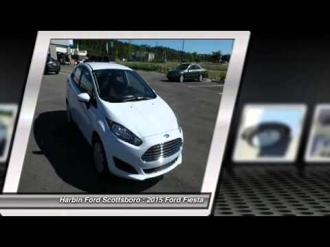 2015 Ford Fiesta Scottsboro AL 15A0717I