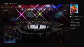 EA SPORTS UFC 3 IN FIGHT NOW
