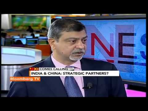 "In Business- ""China Wants To Invest In India Strategically"""
