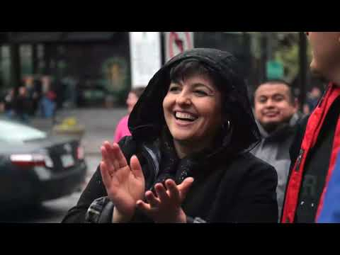 Second Annual Glee Flash Mob - Seattle [OFFICIAL]